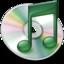 64x64 of iTunes mint groen