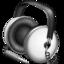 64x64 of Default white headphones