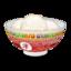 64x64 of Bol de riz plein