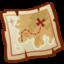 64x64 of Treasure map