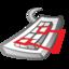 64x64 of key bindings