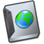 64x64 of Document globe
