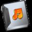 64x64 of Document sound