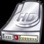 64x64 of Hard drive