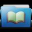 64x64 of folder library alt