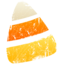 64x64 of Candy Corn