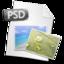 64x64 of Filetype PSD
