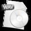 64x64 of Filetype WAV