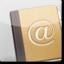 64x64 of AddressBook White