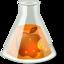 64x64 of Orange apple