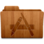 64x64 of Applications Wood