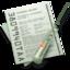 64x64 of Document & Big Bug