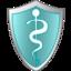 64x64 of Health care shield