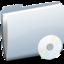 64x64 of Folder BlankCD