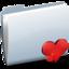64x64 of Folder Heart