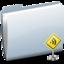 64x64 of Folder Sign RSS