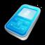 64x64 of Creative Zen Micro Blue