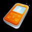 64x64 of Creative Zen Micro Orange