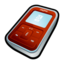 64x64 of Creative Zen Micro Red