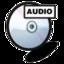 64x64 of cd audio