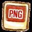 64x64 of Natsu PNG
