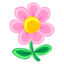 64x64 of Pink Flower