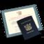 64x64 of Citizenship Passport