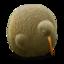 64x64 of Kiwi Bird