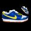 64x64 of Nike Dunk Blue