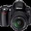 64x64 of Nikon D40