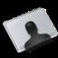 64x64 of Folder User