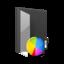 64x64 of Folder Charts