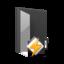 64x64 of Music Folder Winamp