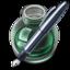 64x64 of Green w original pen