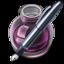 64x64 of Pink w original pen