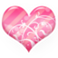 64x64 of Heart pink