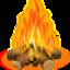 64x64 of Fire