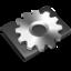 64x64 of Developer Black Alternate