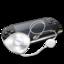 64x64 of PSP umd headphones