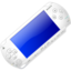 64x64 of White Playstation Portable