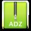 64x64 of ADZ