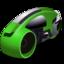 64x64 of lightcycle   green