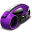 64x64 of lightcycle   purple