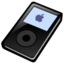 64x64 of iPod 5G Black