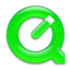 64x64 of QuickTime Green