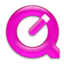 64x64 of QuickTime Pink