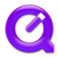 64x64 of QuickTime Purple