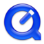 64x64 of QuickTime Royal Blue