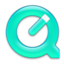 64x64 of QuickTime Turquoise
