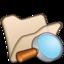 64x64 of Folder beige explorer